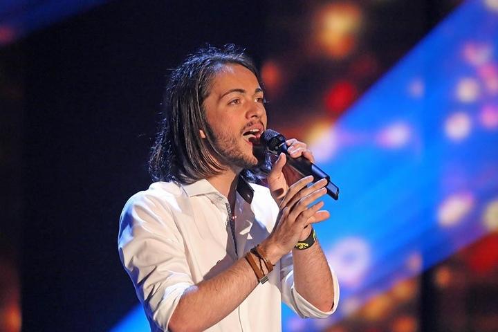"""Michael-Martin Trautzer gewann """"Erzistar"""" 2015. Danach hatte er unter anderem  Auftritte in der Fernsehshow von Stefanie Hertel (37)."""