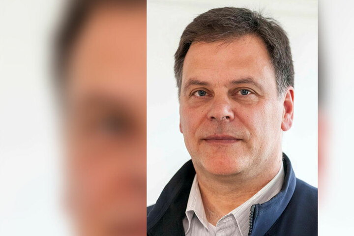 Federführend beim Thema Wohnen in der Zukunft. WHZ-Professor Tobias Teich (51).