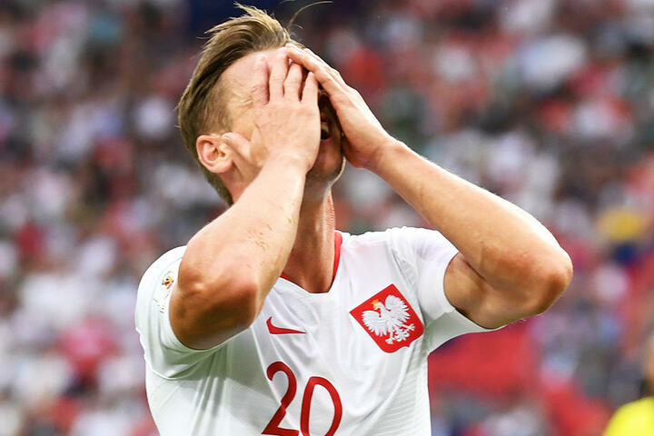 BVB-Profi Lukasz Piszczek erwischte einen rabenschwarzen Tag.