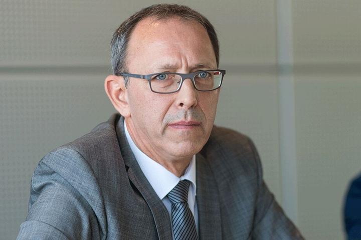 Sachsens AfD-Chef Jörg Urban (55) hat in Ostsachsen sehr gute Chancen auf einen Sieg.