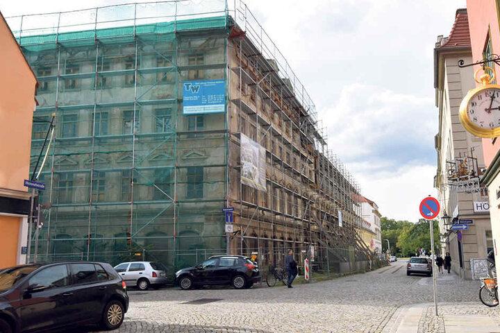 Das Hotel Stadt Leipzig soll möglichst rasch saniert werden.