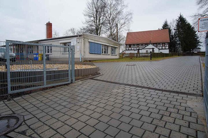 Die alte Kita-Baracke in Marienthal soll abgerissen und durch einen Neubau ersetzt werden.