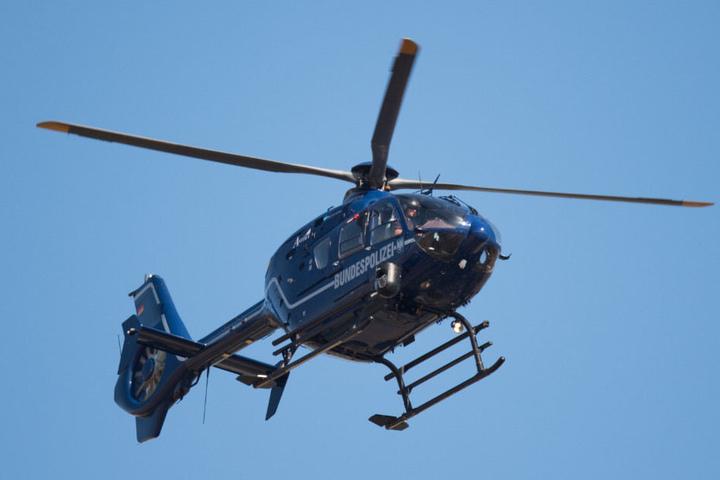 Auch ein Einsatz eines Hubschrauber blieb ohne Erfolg.