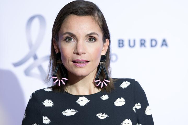 """Nadine Warmuth (36), ehemalige """"Sturm der Liebe""""-Schauspielerin."""