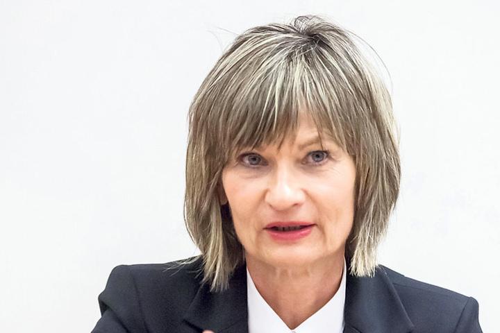 Oberbürgermeisterin Barbara Ludwig (55, SPD) hofft auf internationale Küche  für die Innere Klosterstraße.