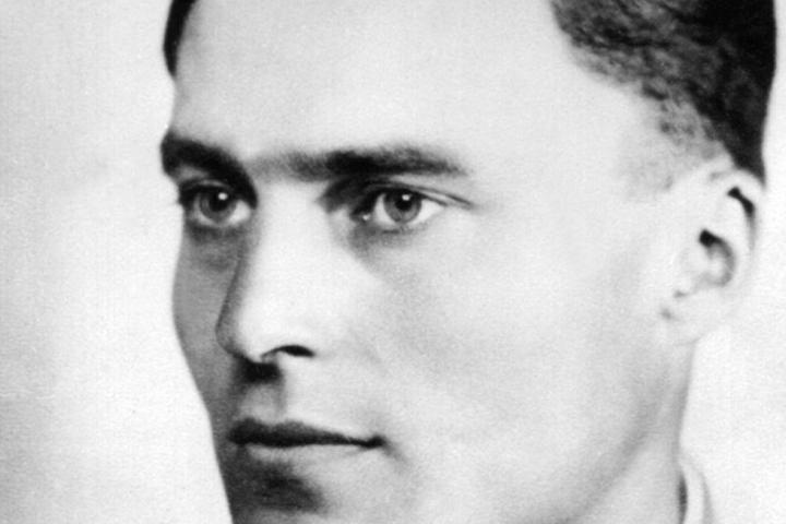 Hitler-Attentäter Claus Schenk Graf von Stauffenberg. (Archivbild.)