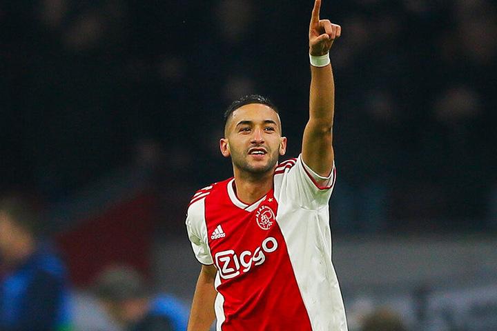 Spielt Hakim Ziyech nächste Saison vielleicht in der Bundesliga für den FC Bayern München oder Borussia Dortmund?