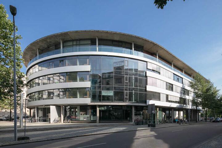 Das Max-Planck-Institut in Leipzig.