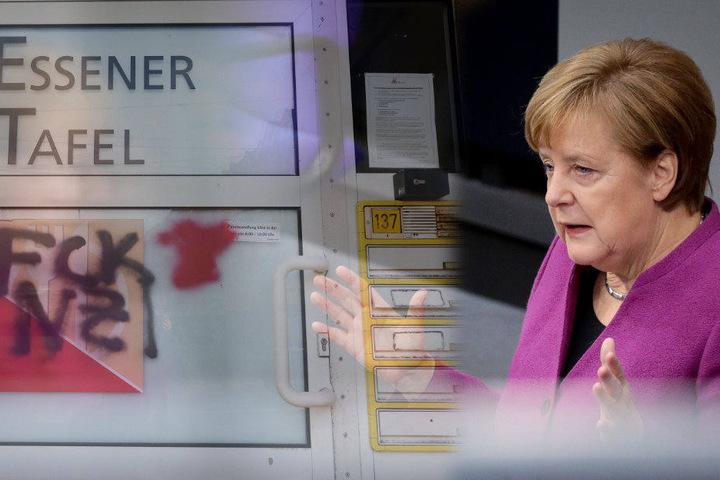 Bundeskanzlerin Angela Merkel hat den Ausschluss kritisiert.