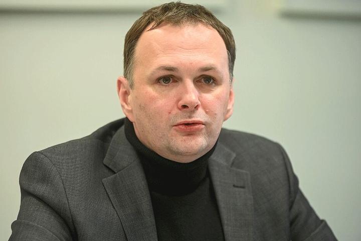 André Schollbach (40, Linke).