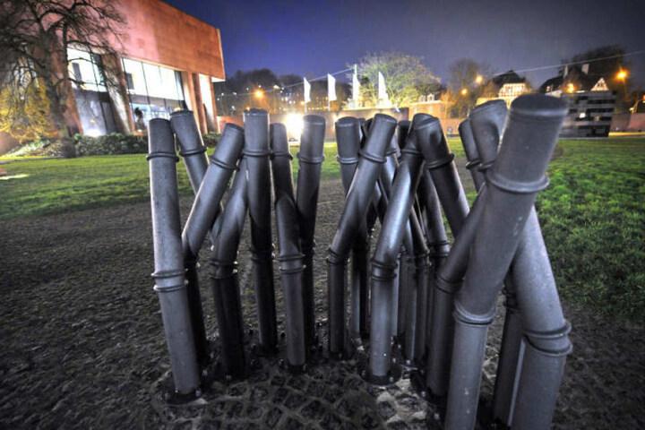 Der Kunst vor der Kunsthalle lohnt sich übrigens auch!