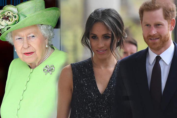 Die Queen soll auf den Ehevertrag von Herzogin Meghan und Prinz Harry bestanden haben.