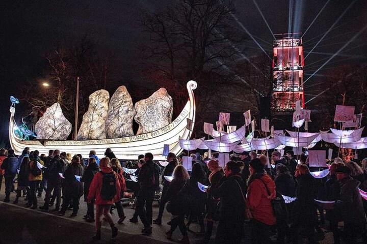 In diesem Jahr ist das dänische Aarhus (F.) gemeinsam mit Paphos (Zypern) Europas Kulturhauptstadt.