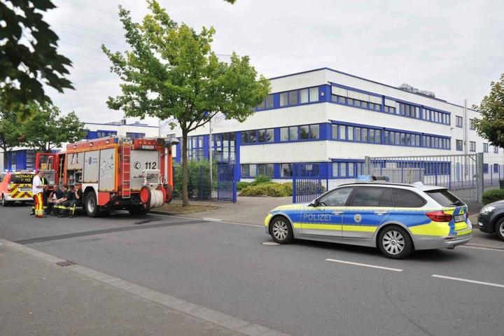 Feuerwehr-Kameraden, Polizei und ein Rettungsarzt waren im Einsatz.