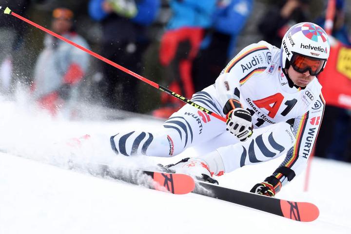 Stefan Luitz ist einer der besten deutschen Skirennfahrer. (Archivbild)