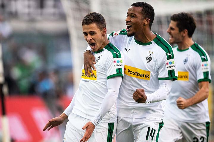 Thorgan Hazard würde für Borussia Dortmund eine offensive Verstärkung