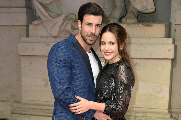 Angelina zeigt sich derzeit glücklich an der Seite des Ex-Bachelors Leonard Freier.