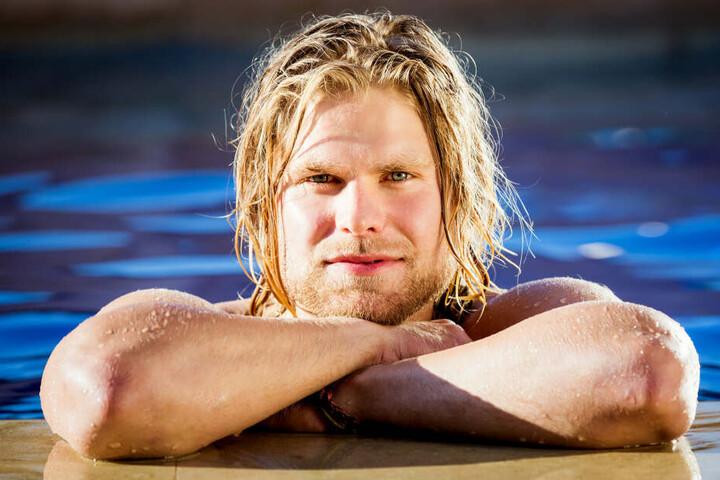 Erik (22) entschied sich bei der letzten Paarungszeremonie für Sachsen-Lisa.