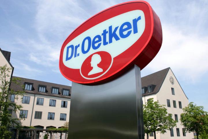 Dr. Oetker wird größer.