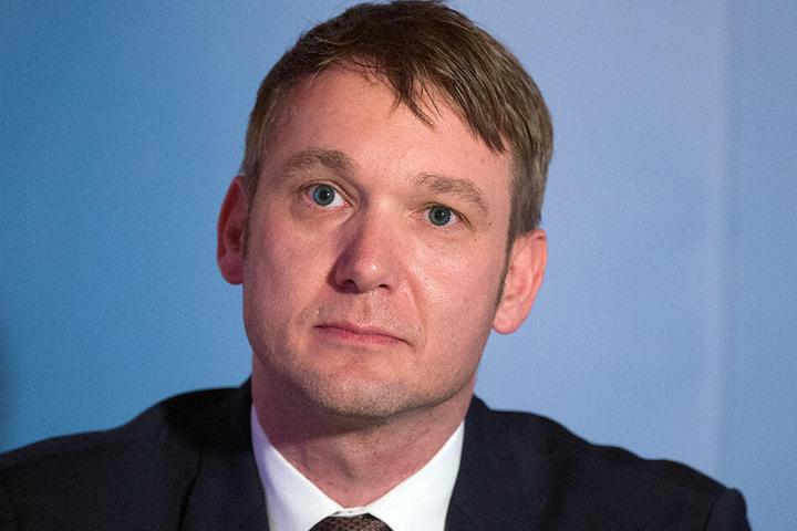 André Poggenburg ist jetzt für den Aufbruch deutscher Patrioten (AdP) verantwortlich.
