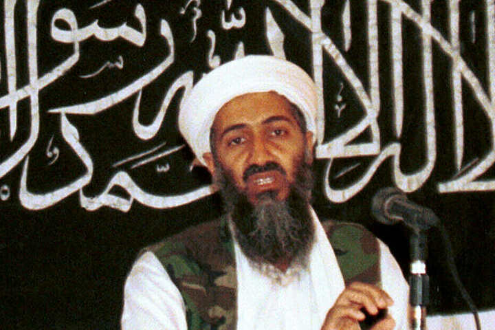 Osama bin Laden war am 2. Mai 2011 von US-Soldaten in Pakistan erschossen worden.