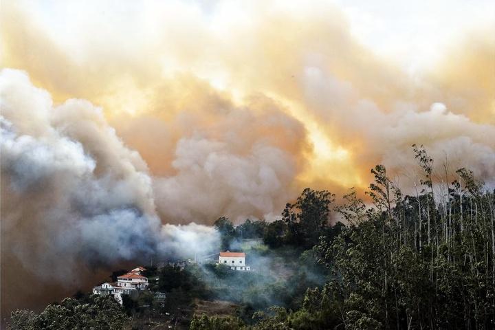 Drei Menschen kamen bei den Bränden ums Leben.