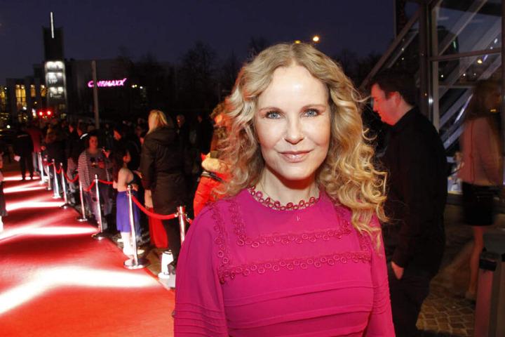 RTL-Moderatorin Katja Burkard.