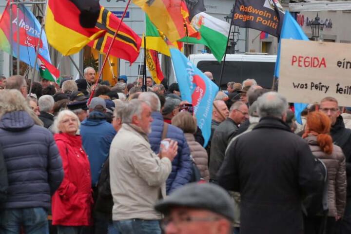 Der AfD-Landesvorstand um Parteichefin Frauke Petry ist gegen solche Veranstaltungen.