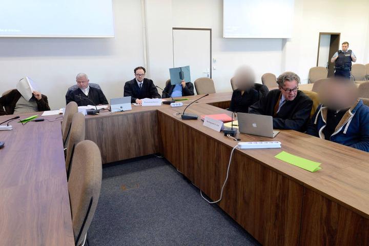 Der Prozess am Kölner Landgericht begann an diesem Mittwoch.