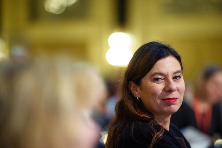 Bildungssenatorin Sandra Scheeres (SPD) kritisiert diese Entscheidung.