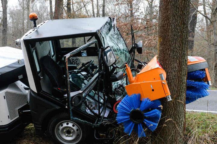 Warum es zu dem Unfall kam, ist unklar.