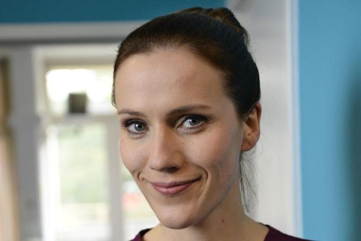 """Bettina Lambrecht ist aus """"Bettys Diagnose"""" bekannt."""