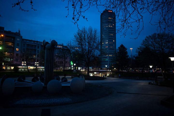 Der Ebertplatz in Köln.