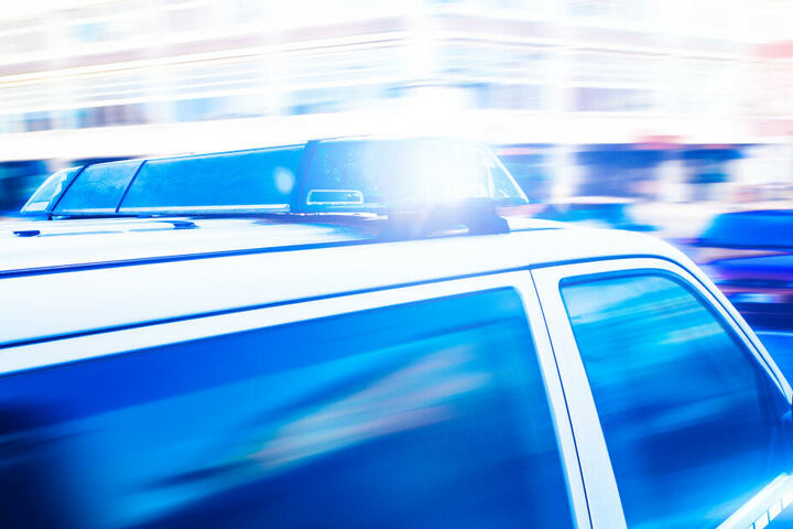 Passanten hatten die Polizei gerufen, doch der Verdächtige war schon geflohen. (Symbolbild)