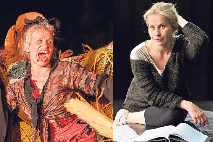 Ab sofort probt Suzanne Kockat (41) für die Rolle der Gräfin Cosel in Dresden.