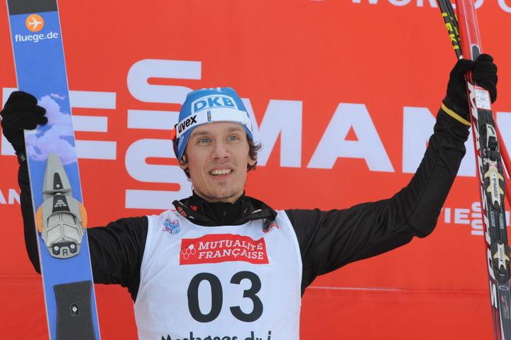 Tino Edelmann stand während seiner Karriere mehrfach auf dem Siegestreppchen, holte insgesamt 10 Medaillen bei großen Wettbewerben.