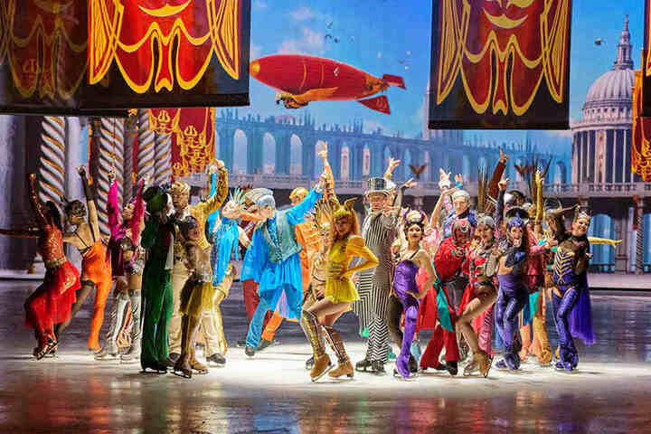 """Die Atlantis-Show von Holiday-on-Ice war ein voller Erfolg. 2020 folgt """"Supernova""""."""