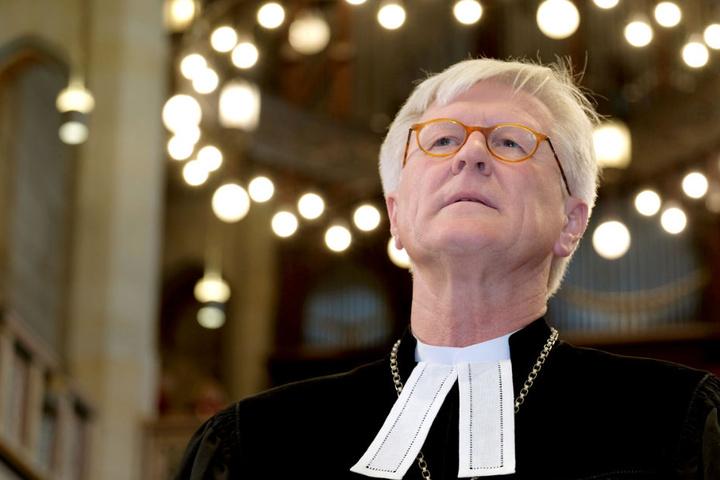 Heinrich Bedford-Strohm fungiert als evangelischer Landesbischof Bayerns.