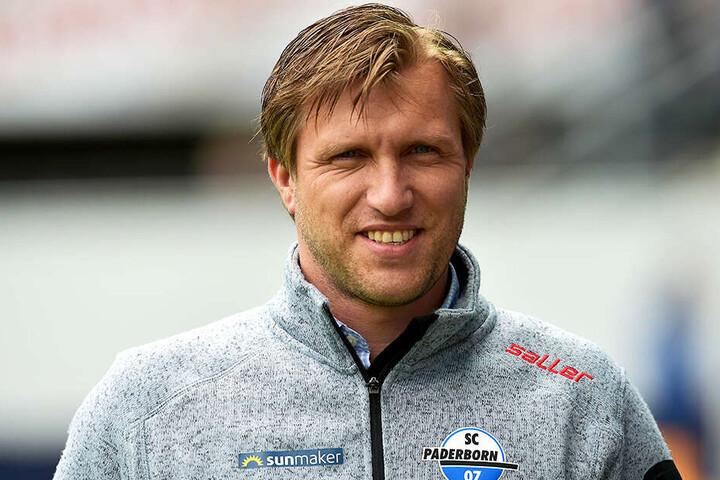 Markus Krösche wechselt als Sportdirektor von Paderborn zu RB Leipzig. Als sein Nachfolger war Daniel Meyer im Gespräch.