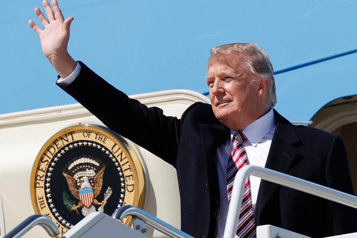 Am 20. Januar übernahm Trump das Amt des Präsidenten, seitdem wird das Treffen mit Merkel mit Spannung erwartet.