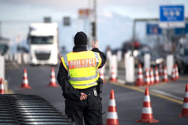 Verschärfte Grenzkontrollen wären der Alternative für Deutschland am liebsten gewesen.