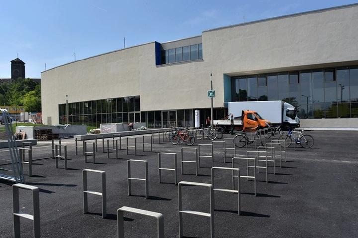 Das neue Spaß- und Freizeitbad in Potsdam wurde am Dienstag feierlich eröffnet.