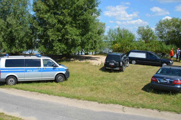 Die Toten wurden in der Nähe vom Bassenflether Strand gefunden.
