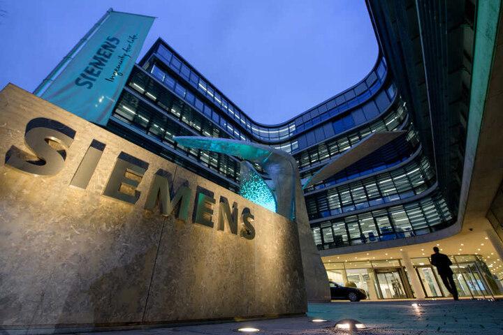 Das Unternehmen Siemens hat 2018 knapp 2500 Patente angemeldet. (Archivbild)