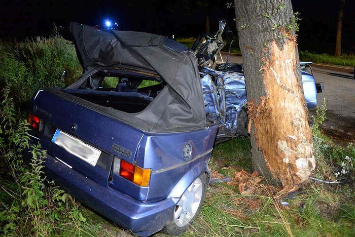 Der 19-Jährige wurde schwer verletzt.