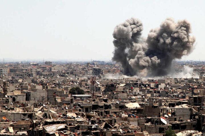 In Syrien soll er unter anderem gegen die Regierungstruppen gekämpft haben. (Symbolbild)