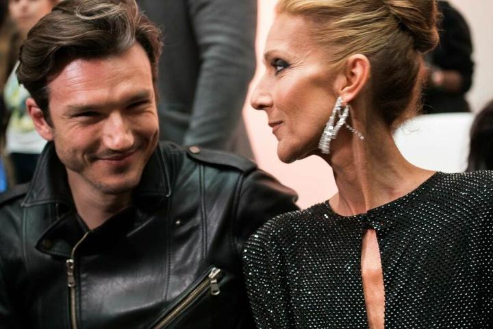 Pepe Munoz (35) und Celine Dion.