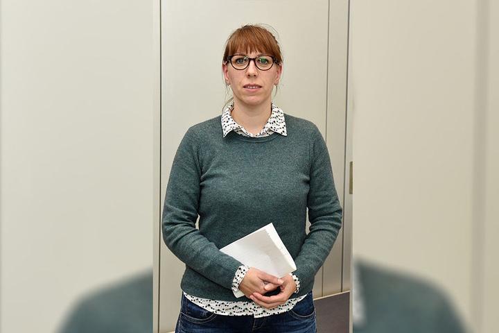 Katja Meier (39, Grüne).