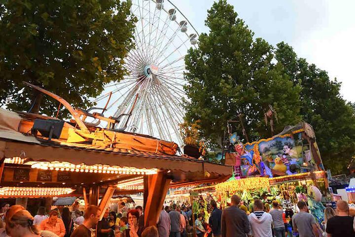 Die Libori ist das Highlight der Paderborner Volksfeste.