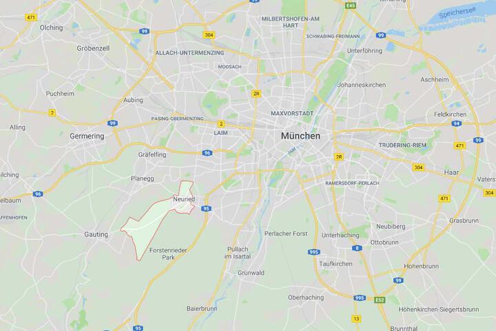 In Neuried im Südwesten von München ist es am Freitag zu einem Banküberfall bekommen.